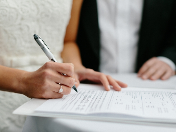 california marriage license application